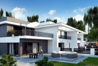Проект дома из блоков АСД-1850 (uploads/gss/goods/871/thumb_4.jpg).