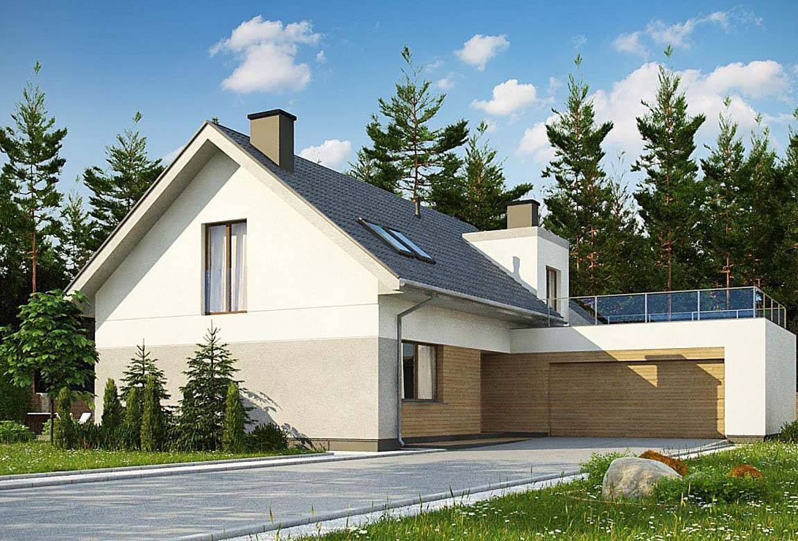 Проект дома из блоков АСД-1853 (uploads/gss/goods/874/big_1.jpg).
