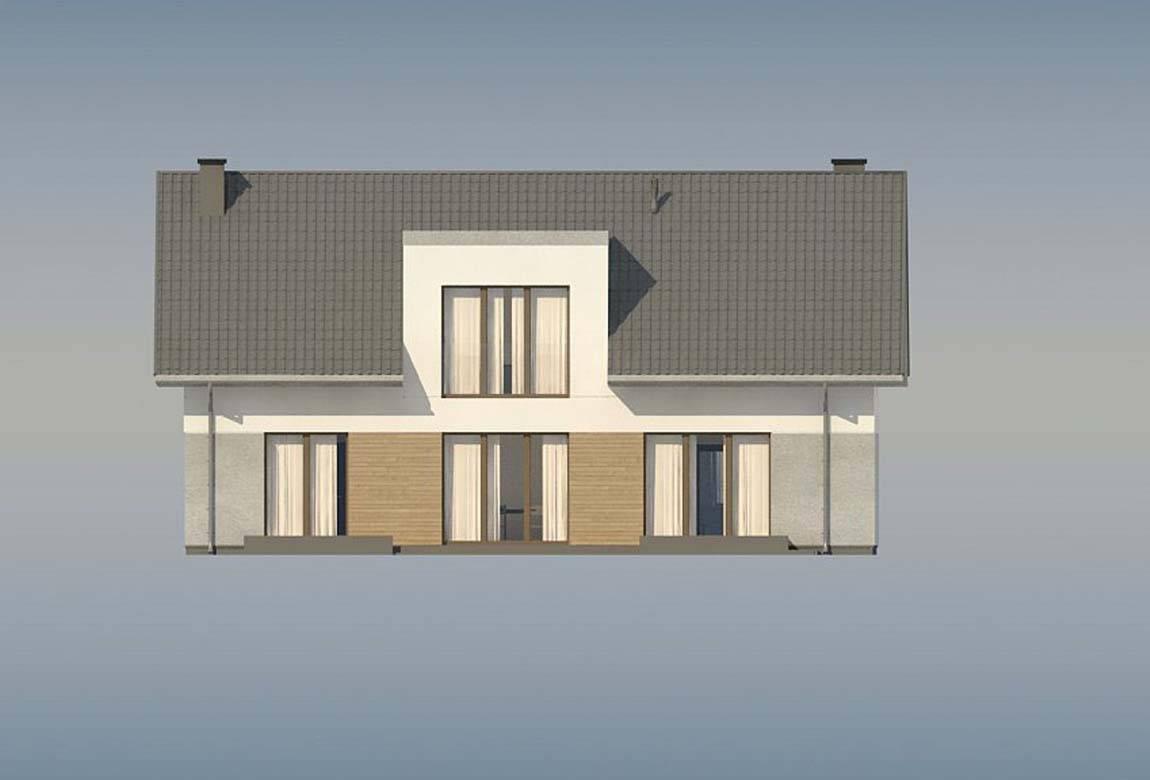 Проект дома из блоков АСД-1853 (uploads/gss/goods/874/big_10.jpg).
