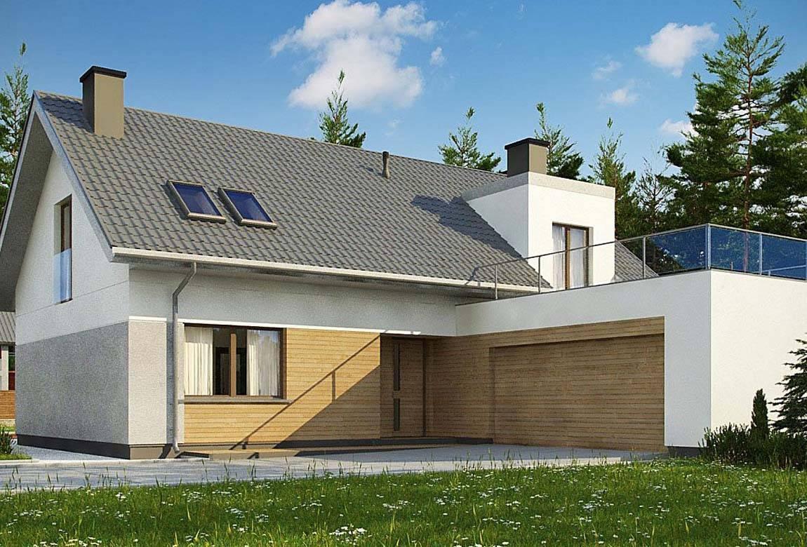 Проект дома из блоков АСД-1853 (uploads/gss/goods/874/big_2.jpg).