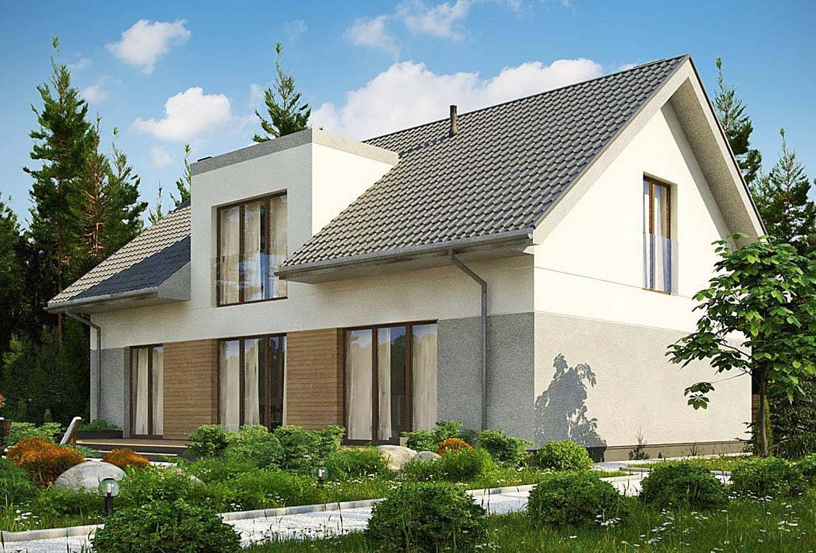 Проект дома из блоков АСД-1853 (uploads/gss/goods/874/big_3.jpg).