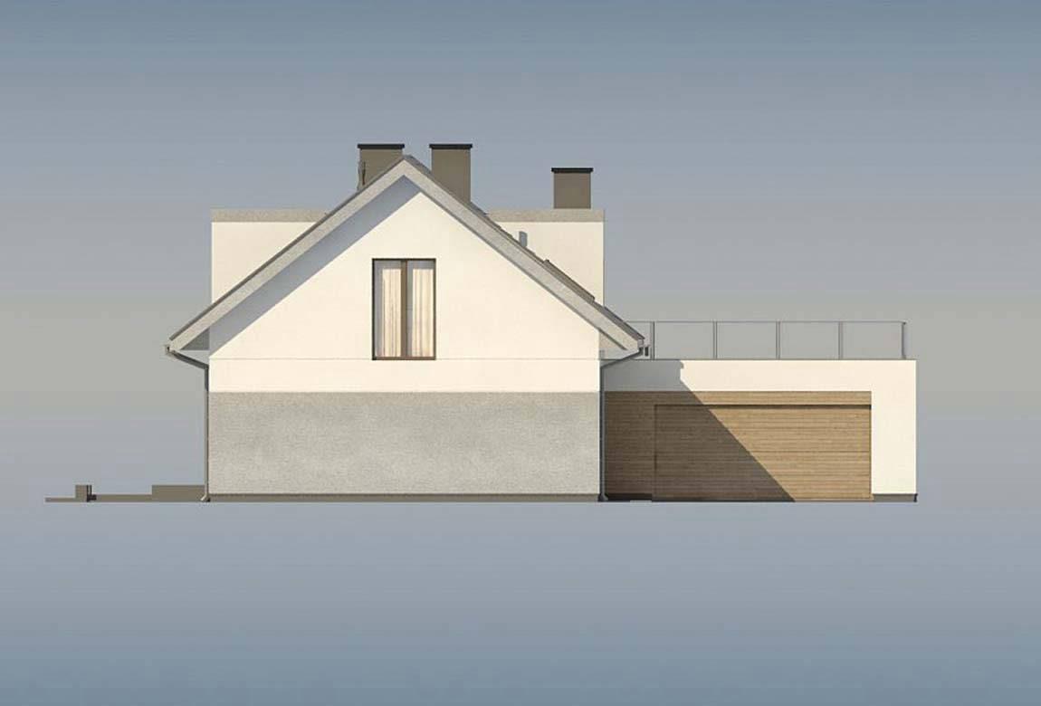 Проект дома из блоков АСД-1853 (uploads/gss/goods/874/big_7.jpg).