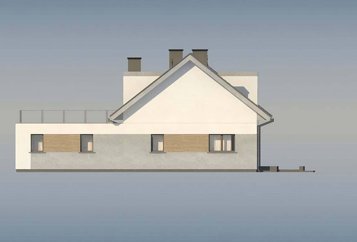 Проект дома из блоков АСД-1853 (uploads/gss/goods/874/big_8.jpg).