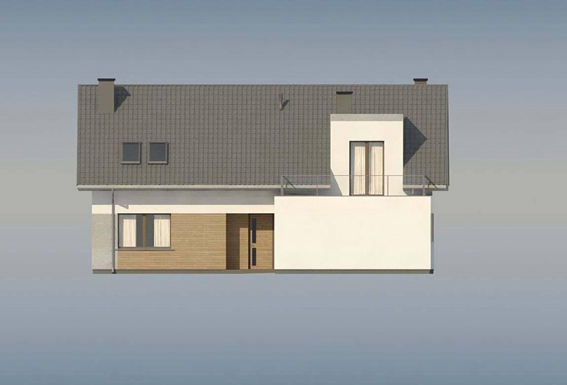 Проект дома из блоков АСД-1853 (uploads/gss/goods/874/big_9.jpg).