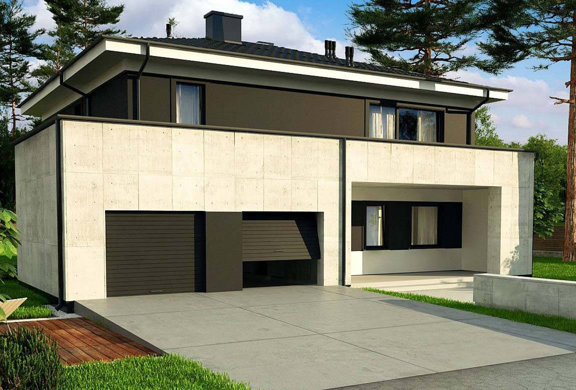 Проект дома из блоков АСД-1854 (uploads/gss/goods/875/big_6.jpg).