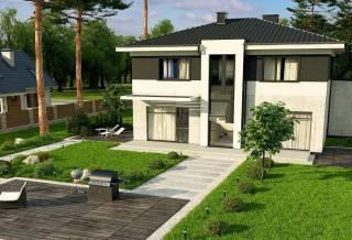 Проект дома из блоков АСД-1854 (uploads/gss/goods/875/thumb_4.jpg).
