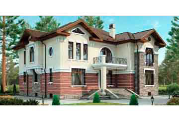 Проект дома АСД-1088