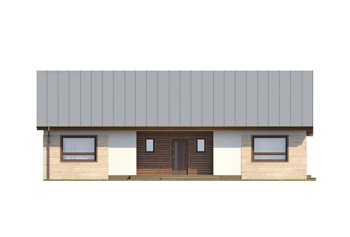 Проект дома из блоков АСД-1860 (uploads/gss/goods/881/big_3.jpg).