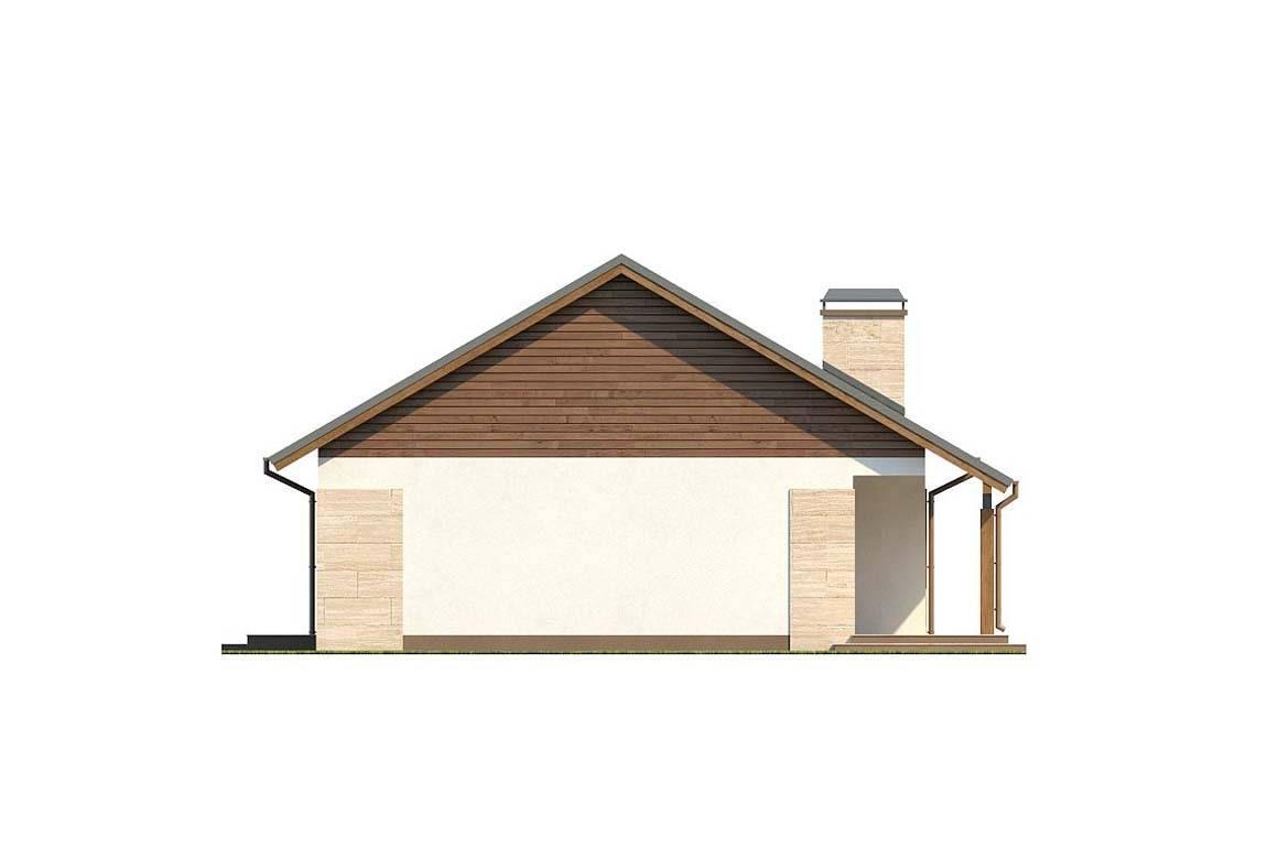 Проект дома из блоков АСД-1860 (uploads/gss/goods/881/big_4.jpg).
