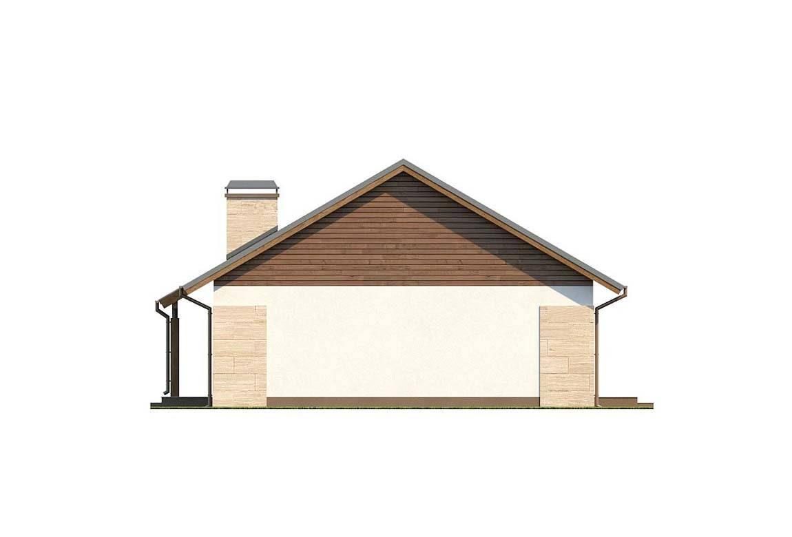 Проект дома из блоков АСД-1860 (uploads/gss/goods/881/big_5.jpg).