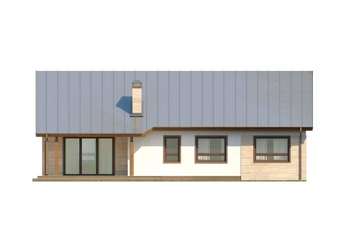 Проект дома из блоков АСД-1860 (uploads/gss/goods/881/big_6.jpg).