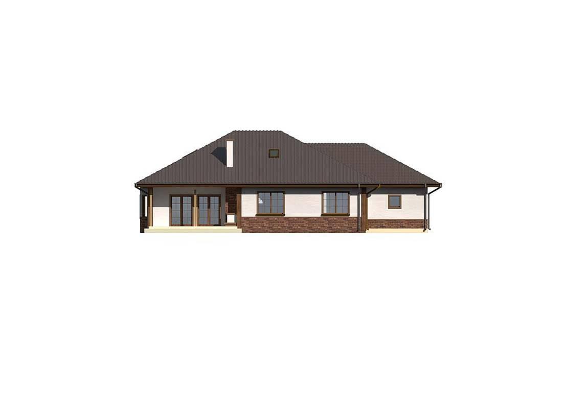 Проект дома из блоков АСД-1861 (uploads/gss/goods/882/big_3.jpg).