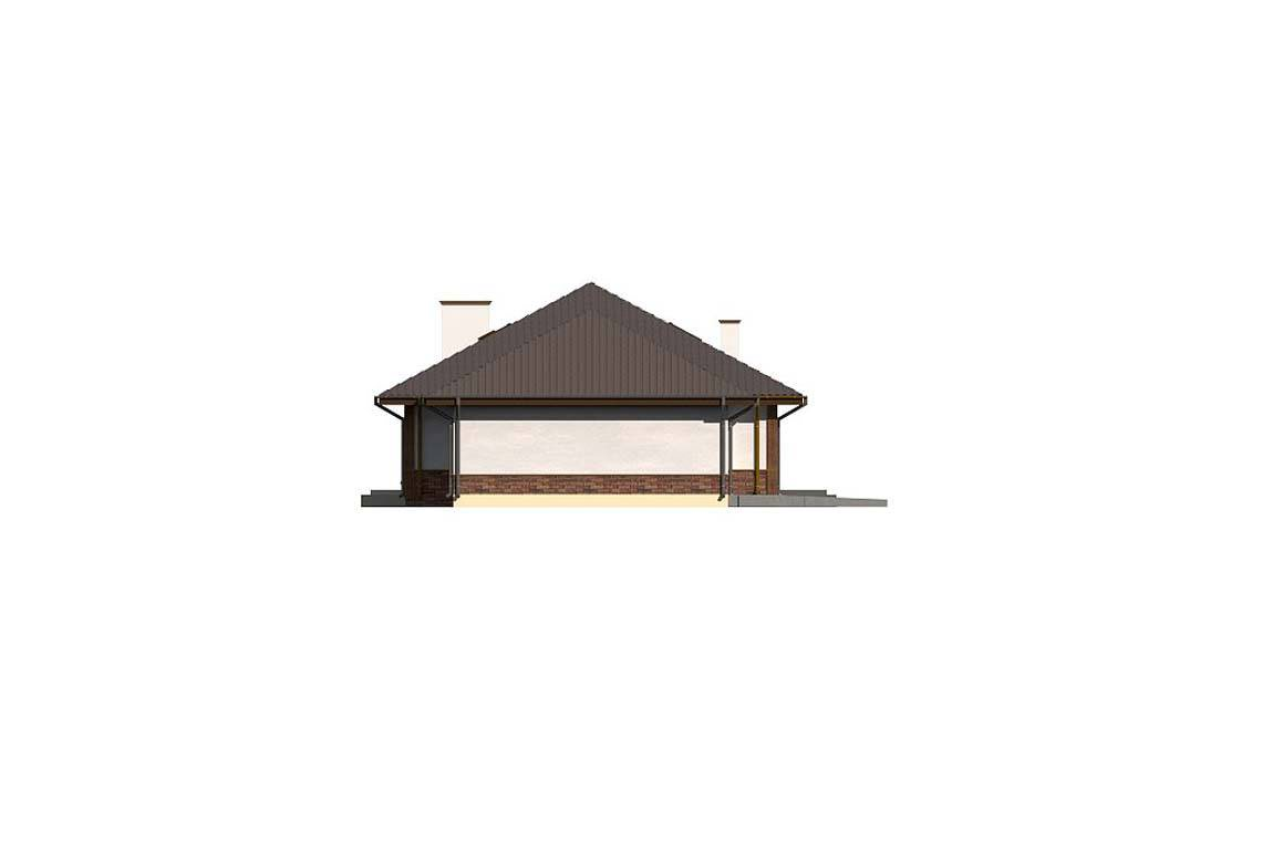 Проект дома из блоков АСД-1861 (uploads/gss/goods/882/big_4.jpg).