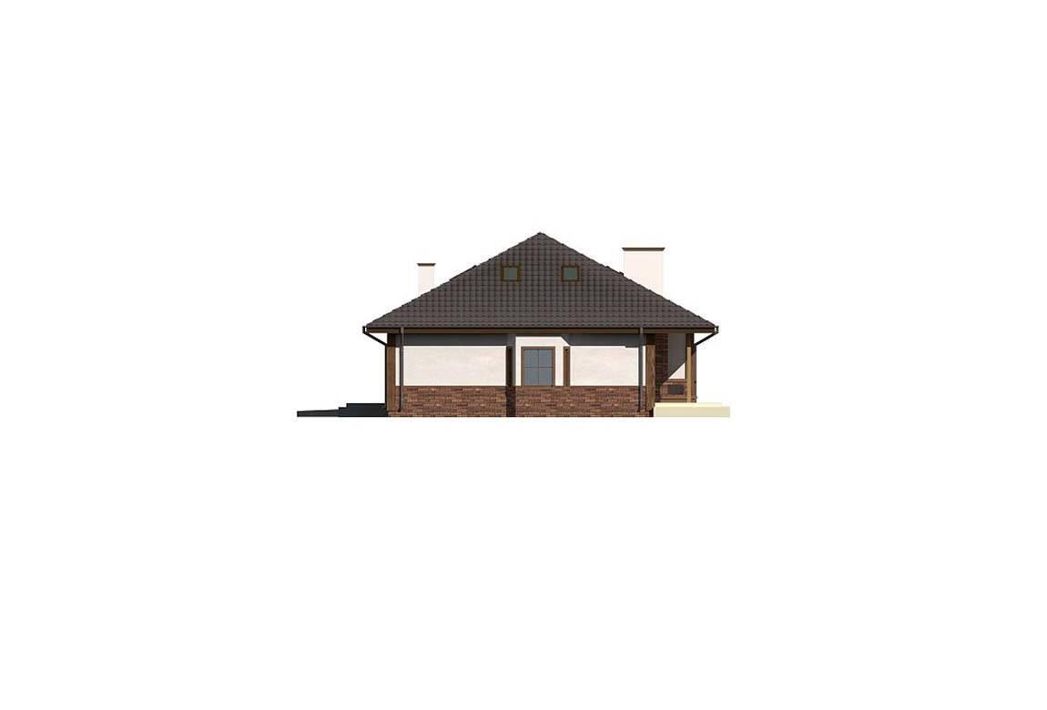 Проект дома из блоков АСД-1861 (uploads/gss/goods/882/big_5.jpg).