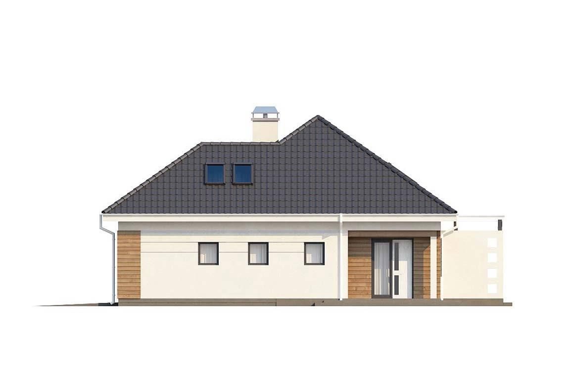 Проект дома из блоков АСД-1863 (uploads/gss/goods/884/big_5.jpg).