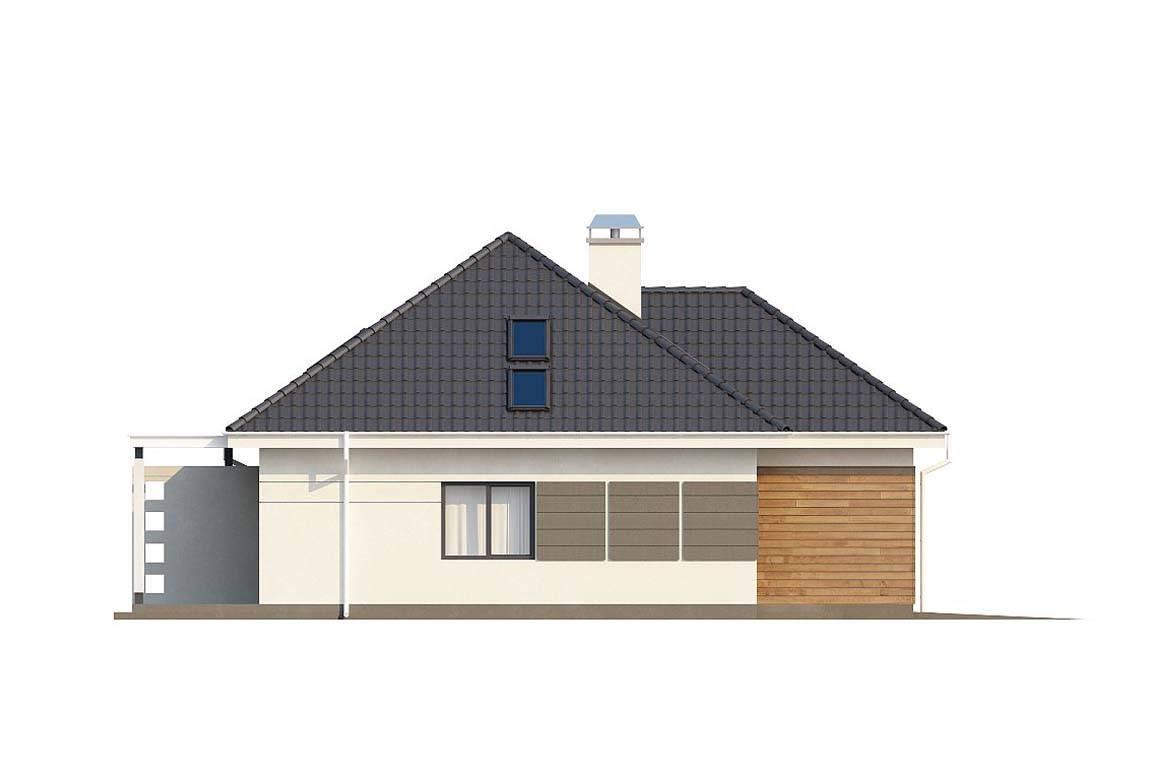 Проект дома из блоков АСД-1863 (uploads/gss/goods/884/big_6.jpg).