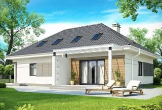 Проект дома из блоков АСД-1863 (uploads/gss/goods/884/thumb_2.jpg).
