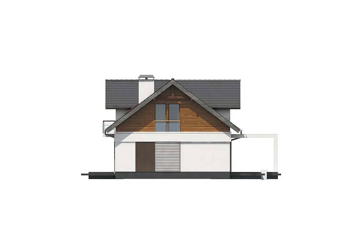 Проект дома из блоков АСД-1865 (uploads/gss/goods/886/big_10.jpg).