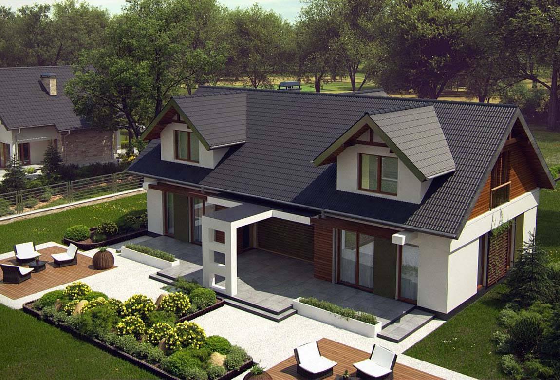 Проект дома из блоков АСД-1865 (uploads/gss/goods/886/big_6.jpg).