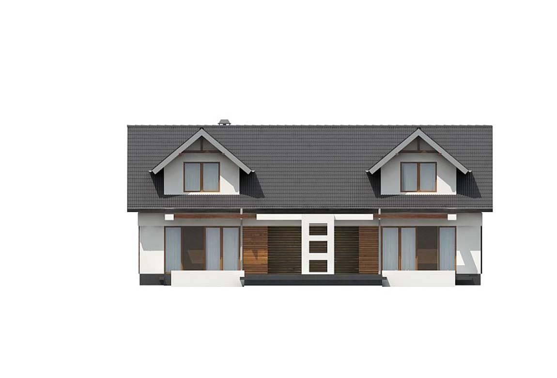 Проект дома из блоков АСД-1865 (uploads/gss/goods/886/big_7.jpg).