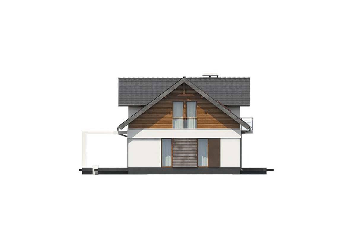 Проект дома из блоков АСД-1865 (uploads/gss/goods/886/big_9.jpg).
