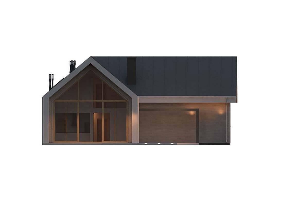 Проект дома из блоков АСД-1867 (uploads/gss/goods/888/big_7.jpg).