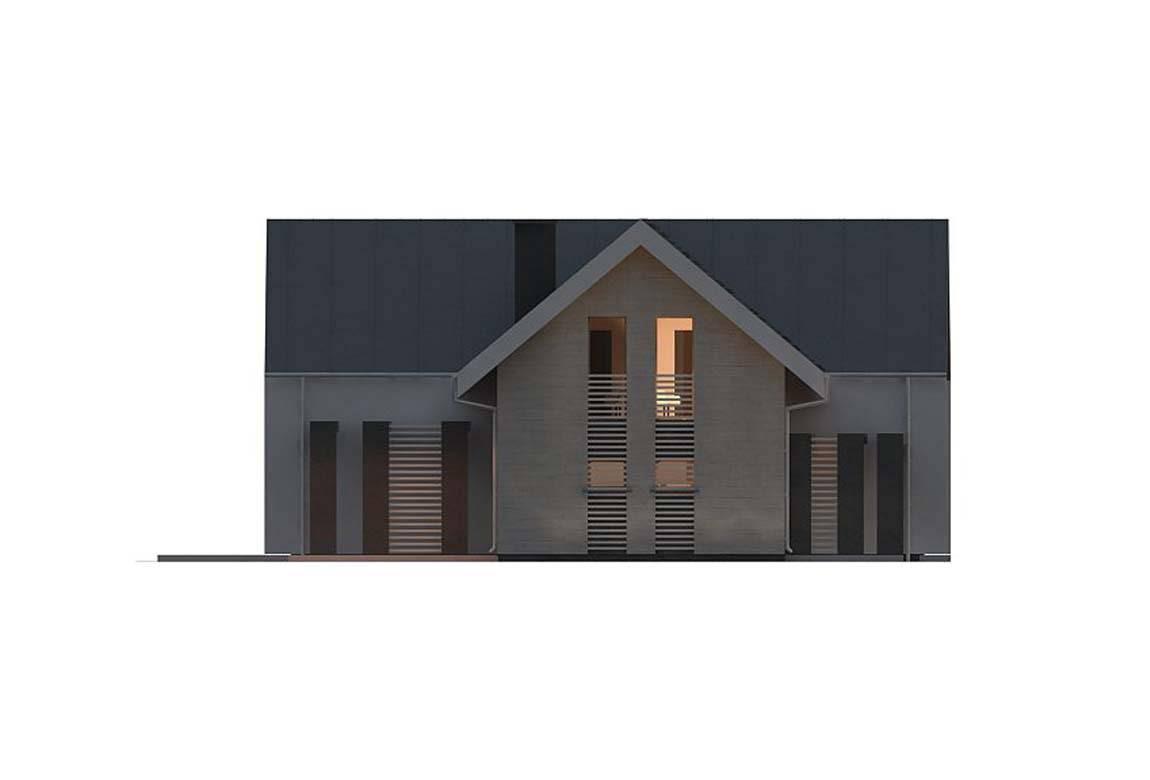 Проект дома из блоков АСД-1867 (uploads/gss/goods/888/big_9.jpg).