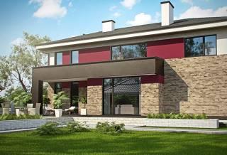 Проект дома из блоков АСД-1868 (uploads/gss/goods/889/thumb_2.jpg).