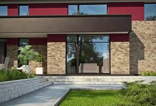 Проект дома из блоков АСД-1868 (uploads/gss/goods/889/thumb_3.jpg).