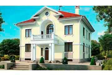 Проект дома АСД-1089