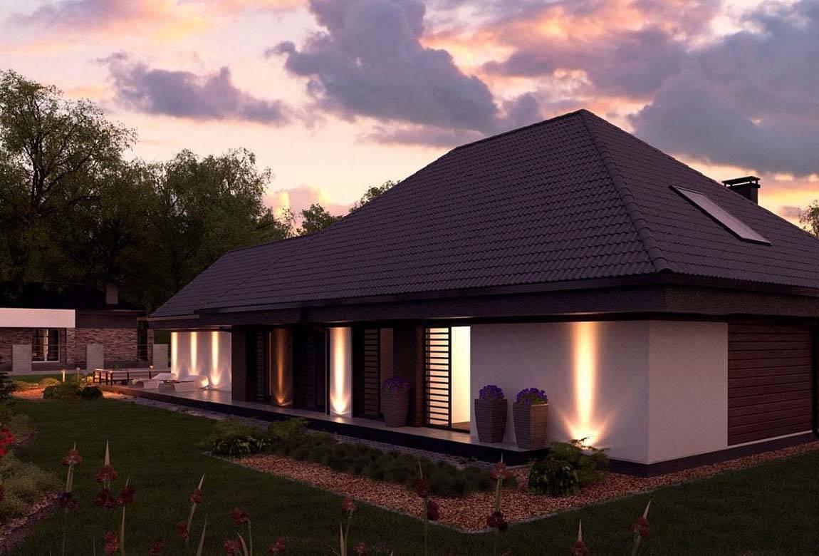 Проект дома из блоков АСД-1871 (uploads/gss/goods/892/big_4.jpg).