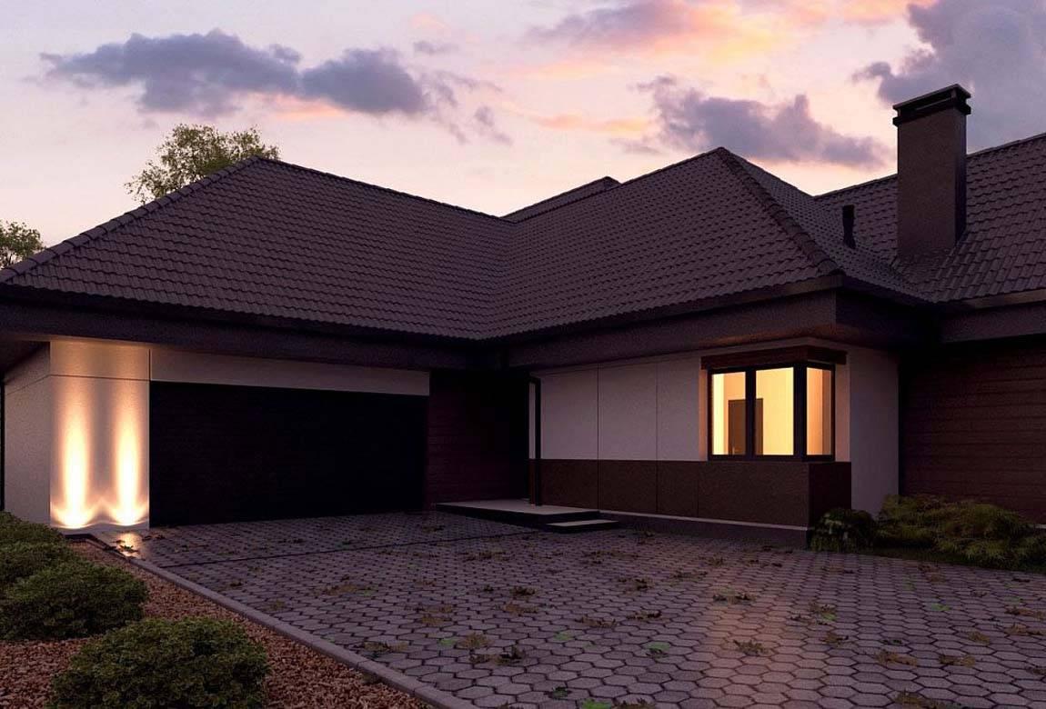 Проект дома из блоков АСД-1871 (uploads/gss/goods/892/big_5.jpg).