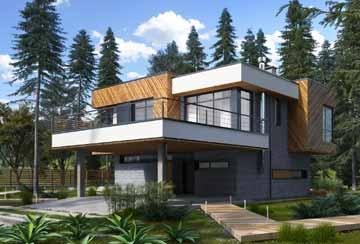 Проект дома АСД-1900