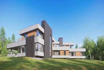 Проект дома АСД-1903