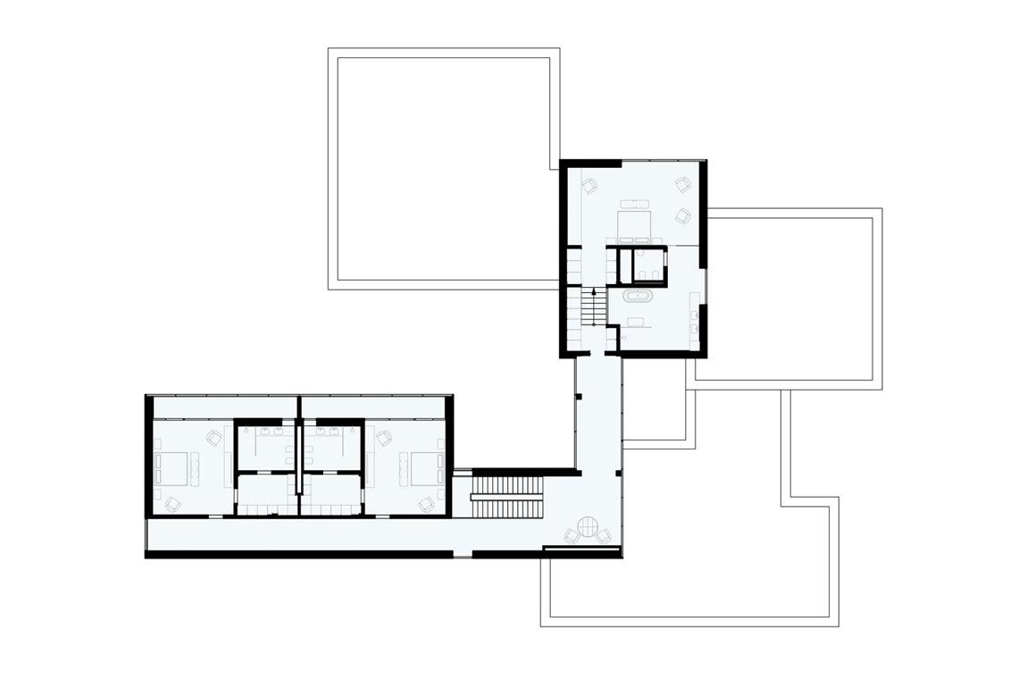 План N2 проекта ВИП дома АСД-1907