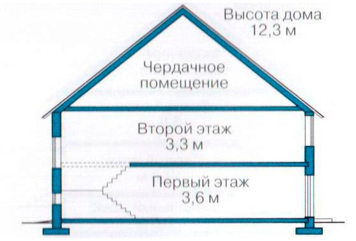 План N3 проекта ВИП дома АСД-1092