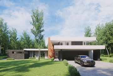 Проект дома АСД-1929