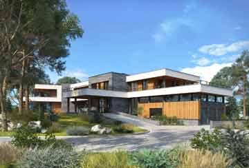 Проект дома АСД-1932