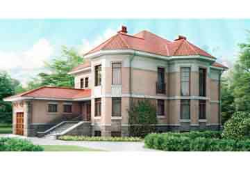 Проект дома АСД-1095