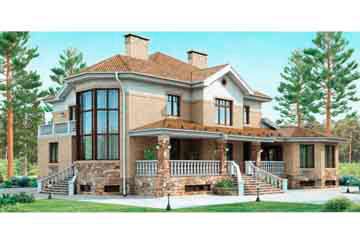 Проект дома АСД-1099