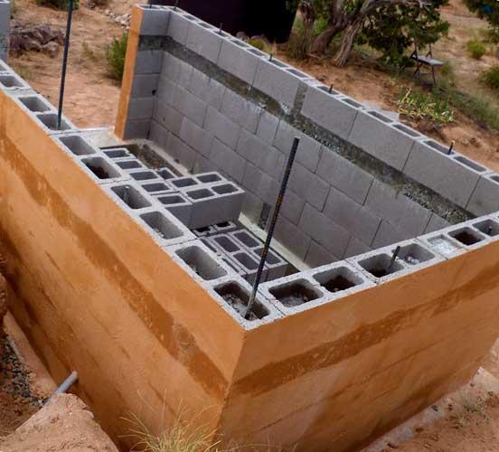 Бани из керамзитобетона отзывы фиксация коронки на цемент цена москва