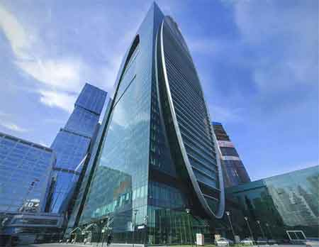Офис в Москва-Сити. Башня Empire