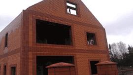 Строительство кирпичного дома в Солнечногорском районе
