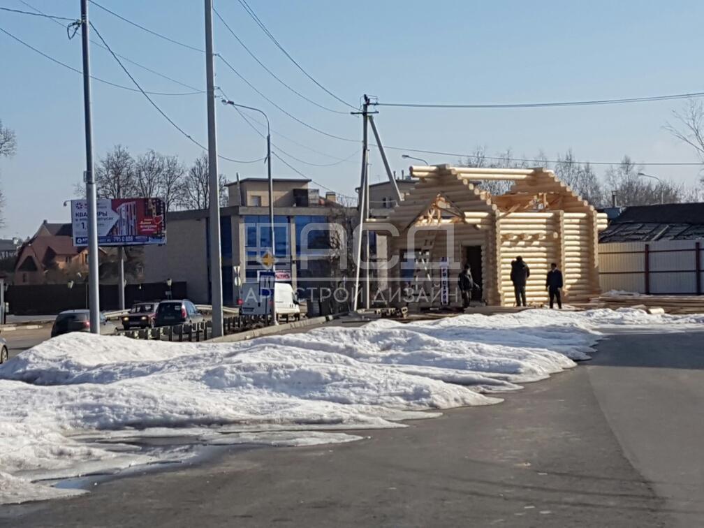 Новый офис Ро-Строй на Пятницком шоссе