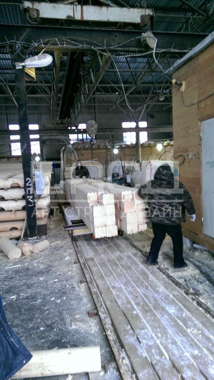 Наше производство профбруса
