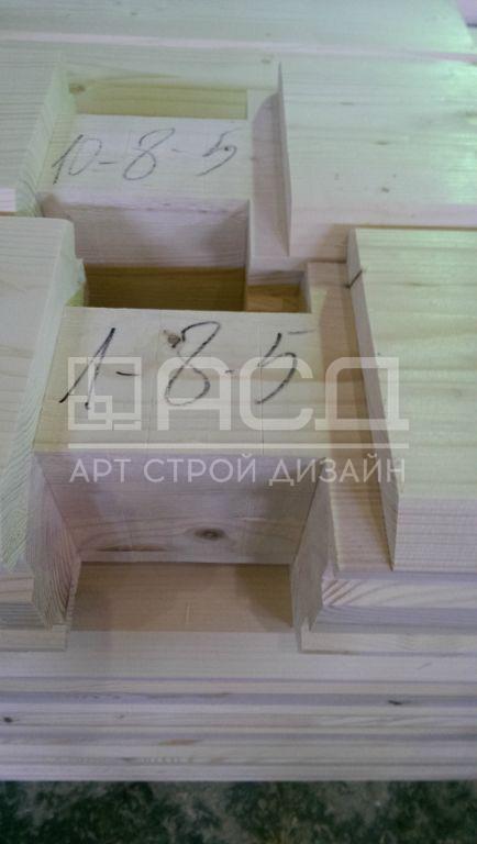 Производство клееного бруса - 8