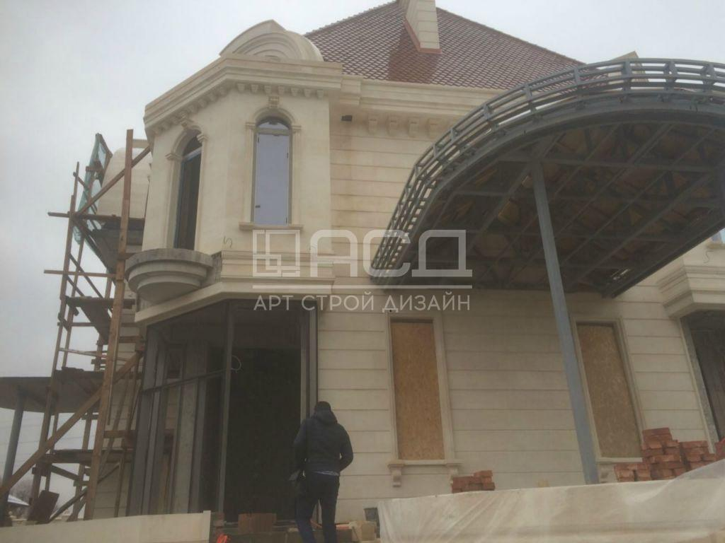 Отделка домов в Краснодаре
