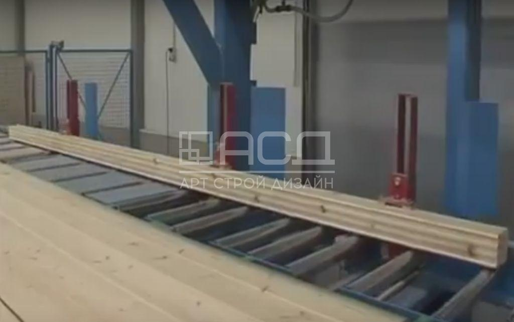Производство клееного бруса - 3