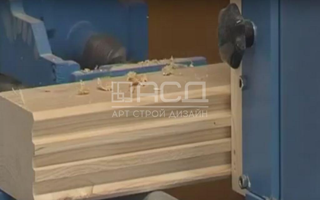 Производство клееного бруса - 9
