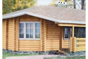 Проект недорогого дома 10-16